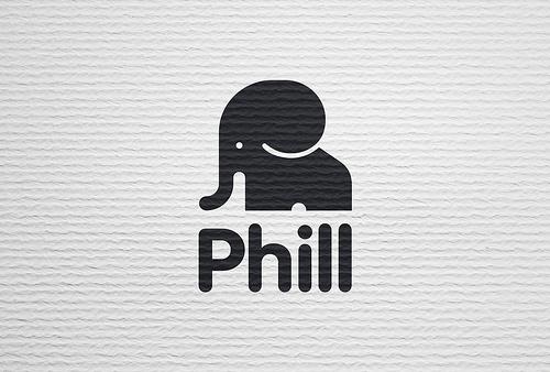 Phill restaurant logo