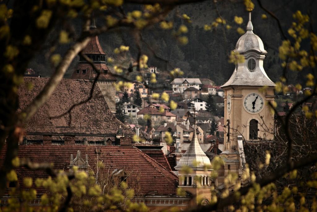 Vedere de Aprilie în Brașov