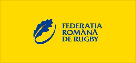 Federatia Romana de Rugby Logo