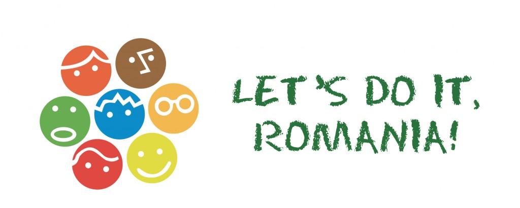 Let's Do It Romania Logo