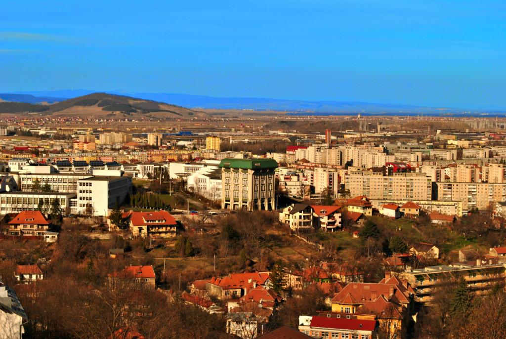 Brasov colina universitatii