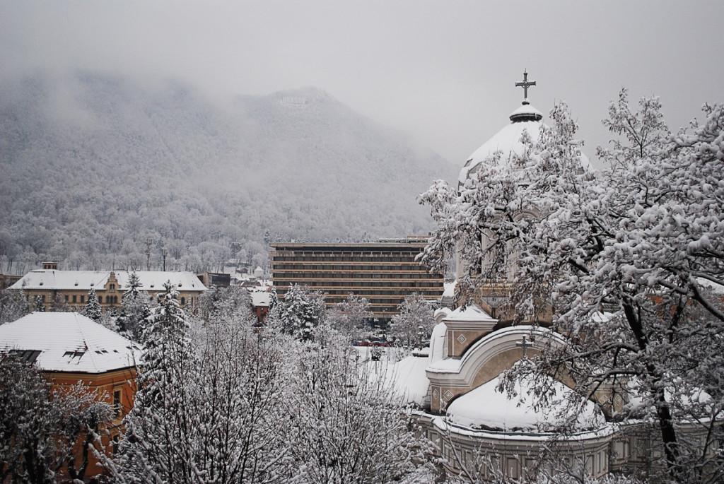 Brasov Iarna