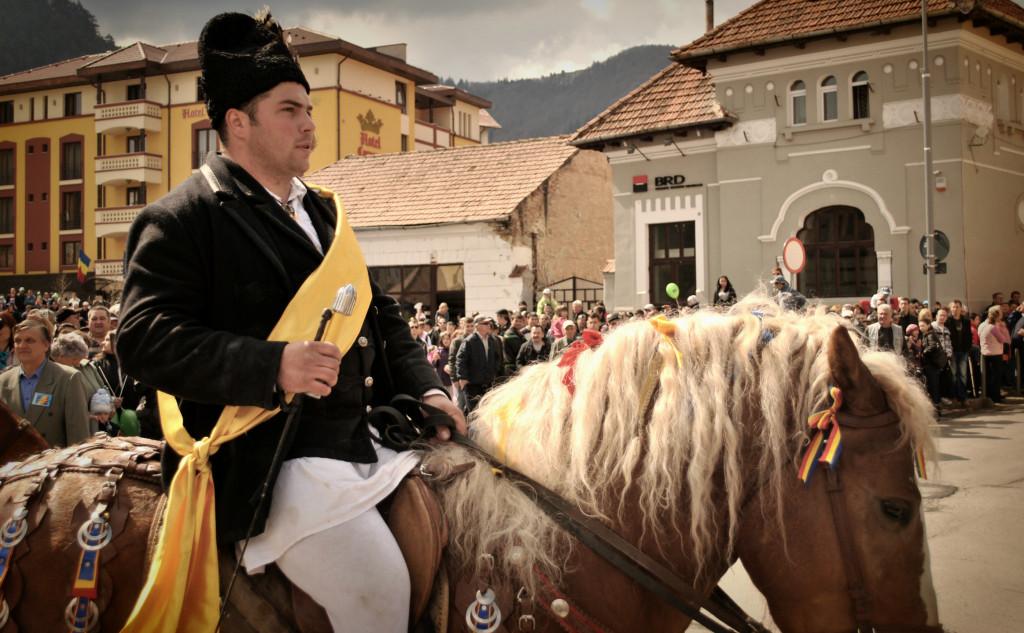Junii la Brașov