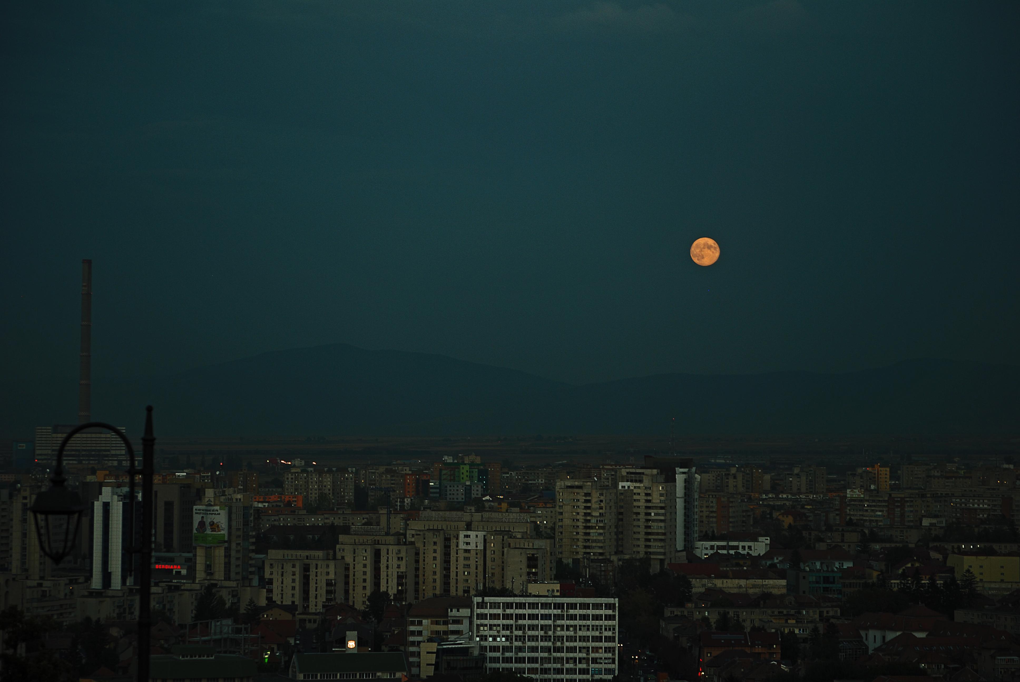 Septembrie 2013, o lună plină