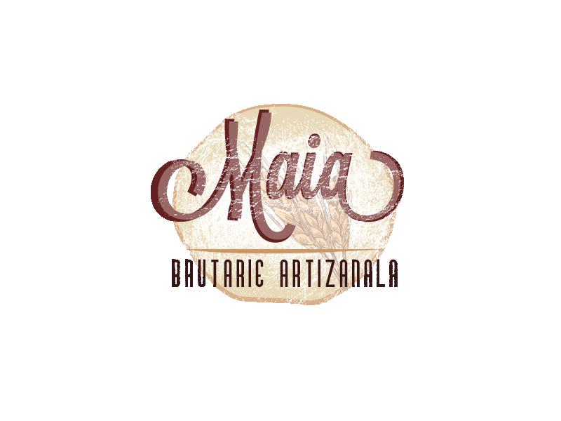Logo Maia brutarie artizanala
